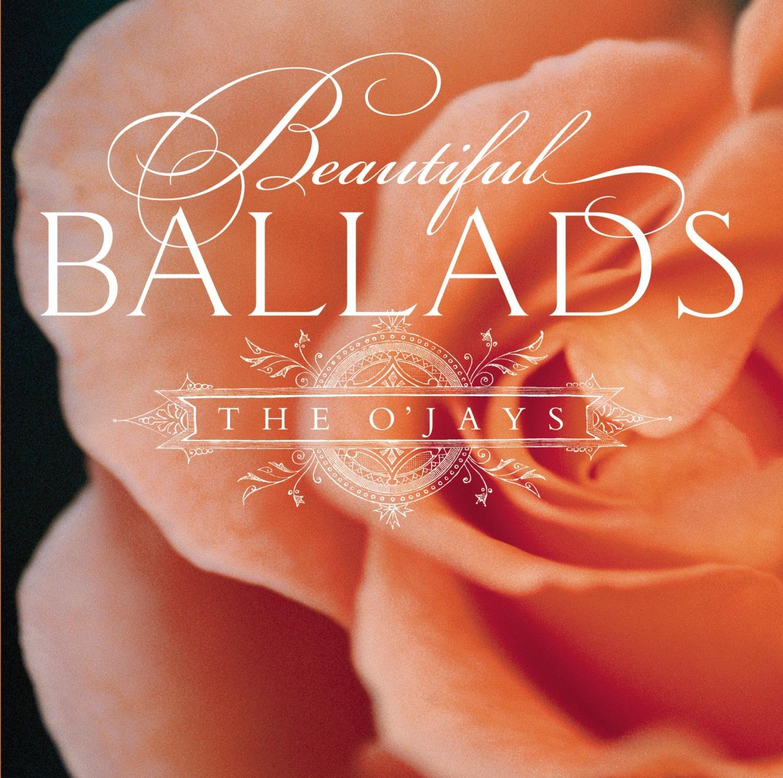 CD : The O'Jays - Beautiful Ballads (CD)