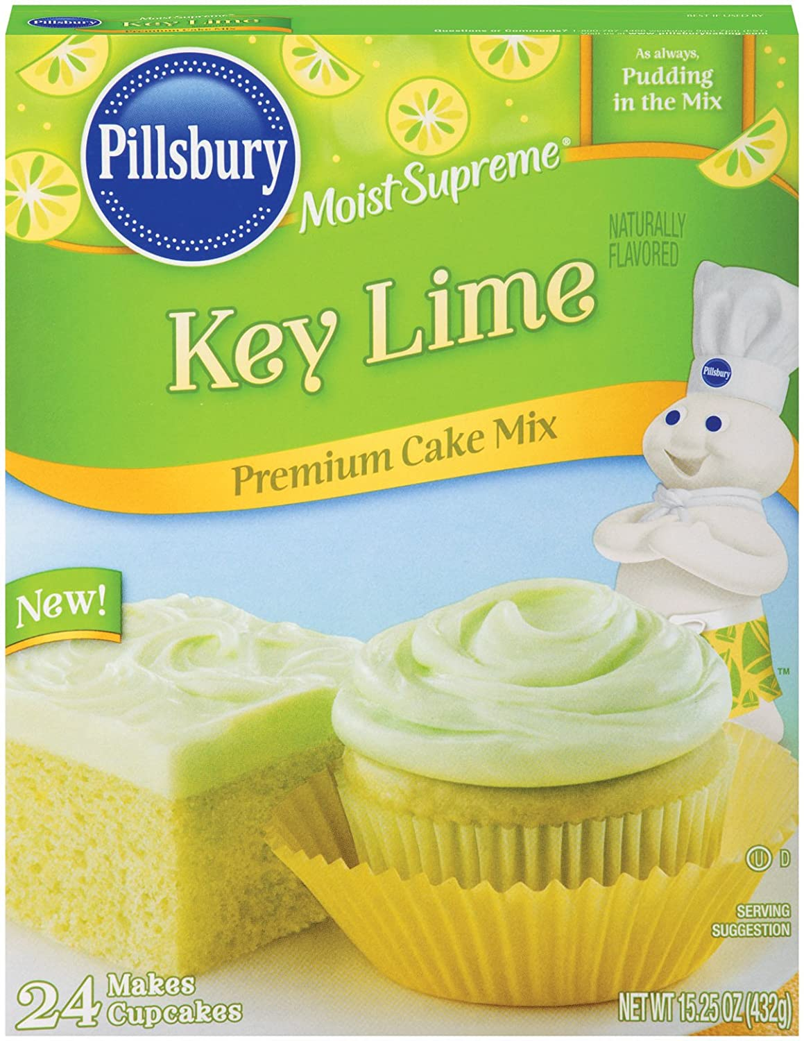 Key Lime Cake Mix Walmart