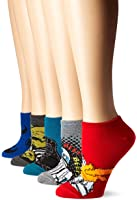 Star Wars Women's 5 Pack No Show Socks