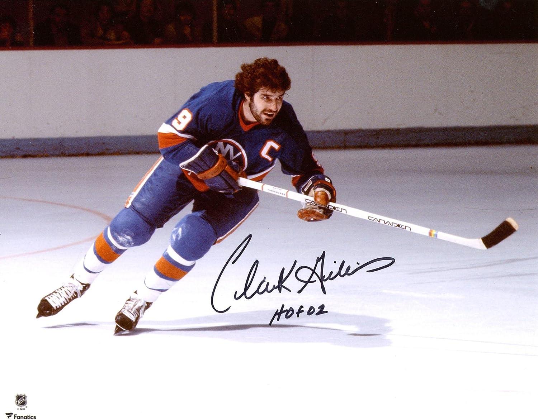 Fanatics Authentic Certified Mathew Barzal New York Islanders Autographed 16 x 20 Blue Jersey Skating Photograph