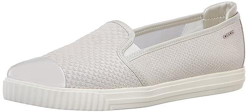 Geox D Amalthia D, Mocasines para Mujer: Amazon.es: Zapatos y complementos