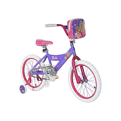 Dynacraft Barbie Girls BMX Street Bike: Sports & Outdoors
