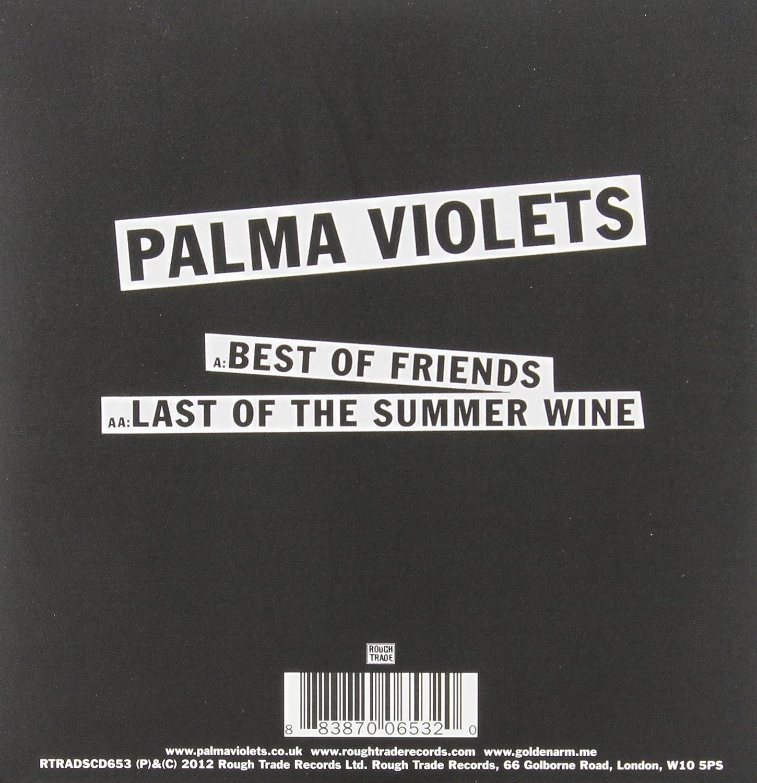 Best of Friends/Last of the Su: Palma Violets: Amazon.es: Música