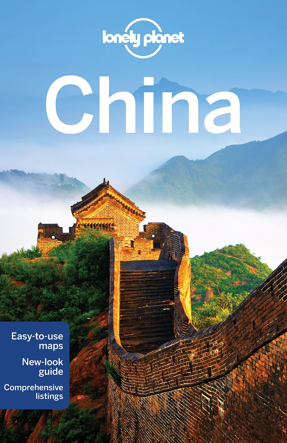 Lonely Planet China (Country Regional Guides)