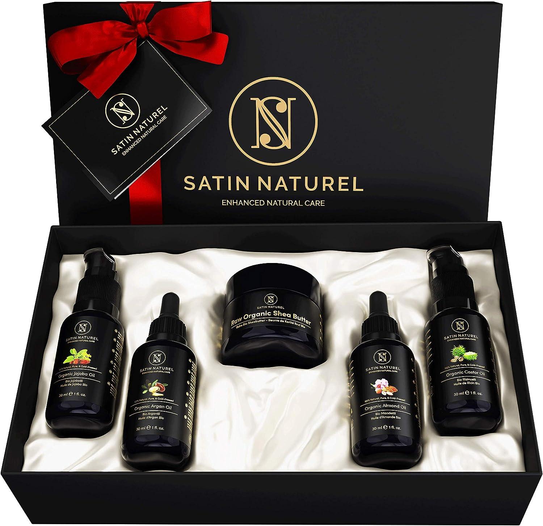 Satin Naturel Soins de peau bio premium de Allemagne
