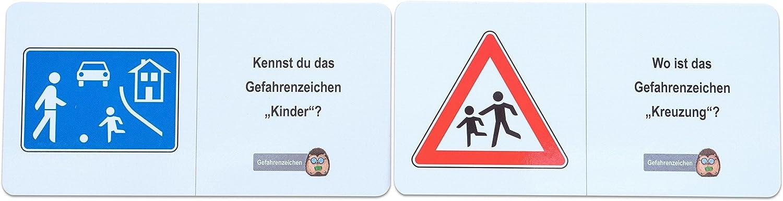 Tellimero Betzold Verkehrszeichen-Domino