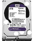 """Western Digital Purple 3000GB Serial ATA III internal hard drive - internal hard drives (3000 GB, Serial ATA III, 5400 RPM, 3.5"""", Surveillance system, HDD)"""