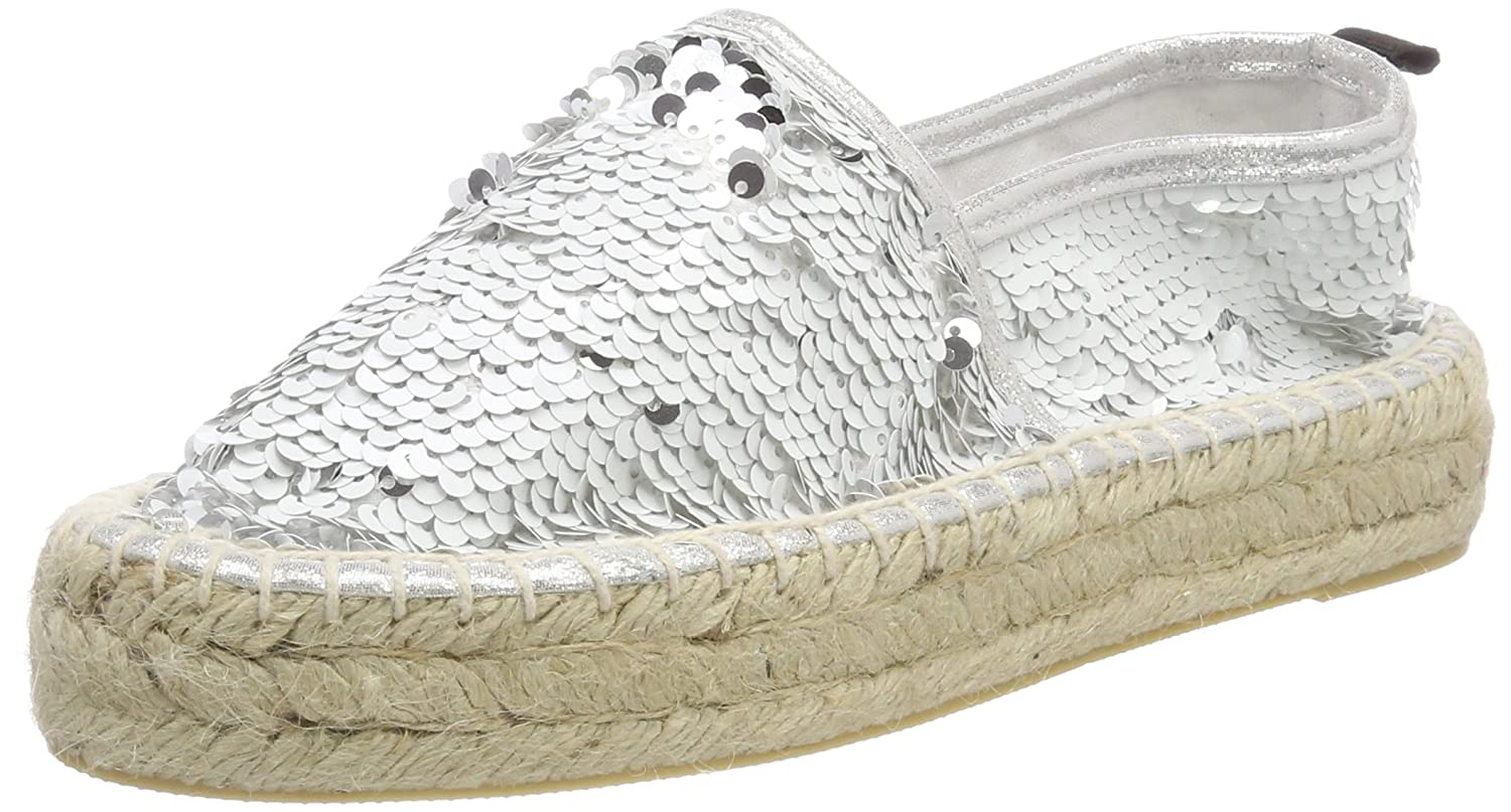 Colors of california Double Sole Espadrille in Sequins Femme HC.CHESPA19-2S18
