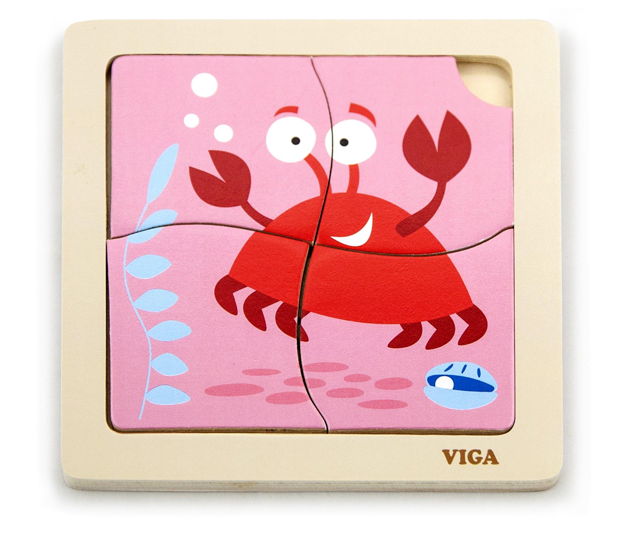 Original First Puzzle- Crab