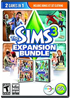 Amazon com: The Sims 3 Seasons: PC: Video Games