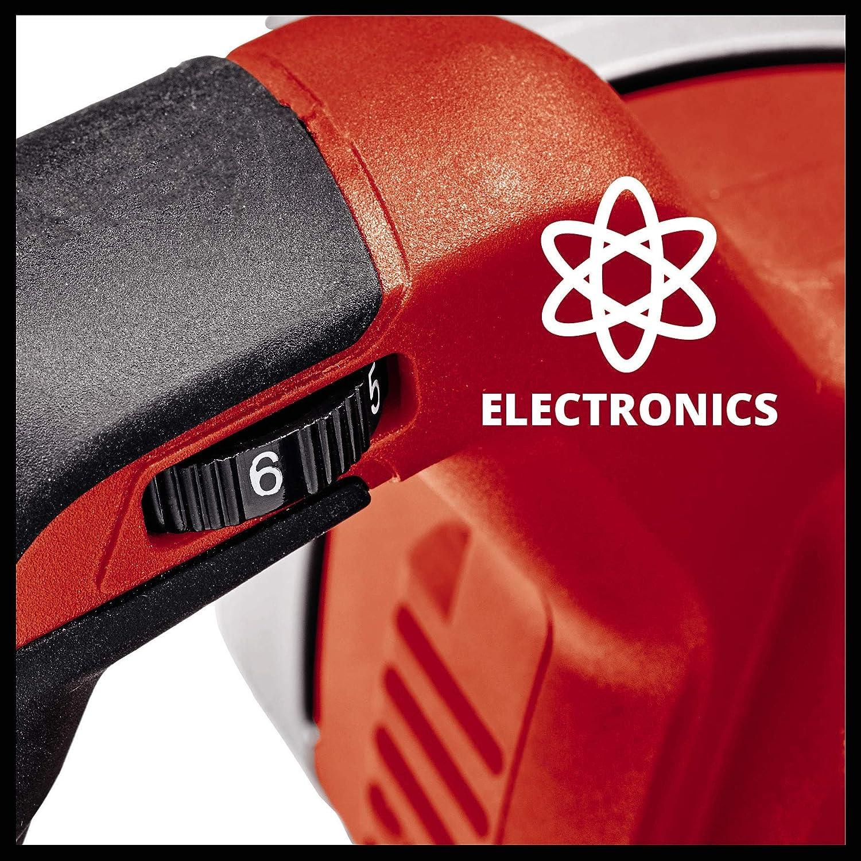 Mezclador de mortero con bater/ía Einhell 4258760 TE-MX 18 Li Solo color rojo y negro