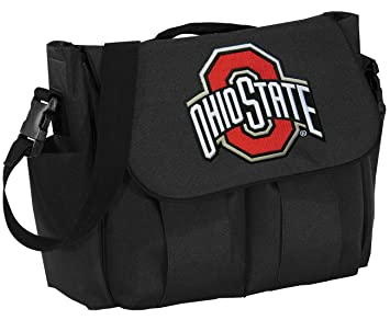 ohio state university diaper bag osu buckeyes baby shower gift for dad or mom