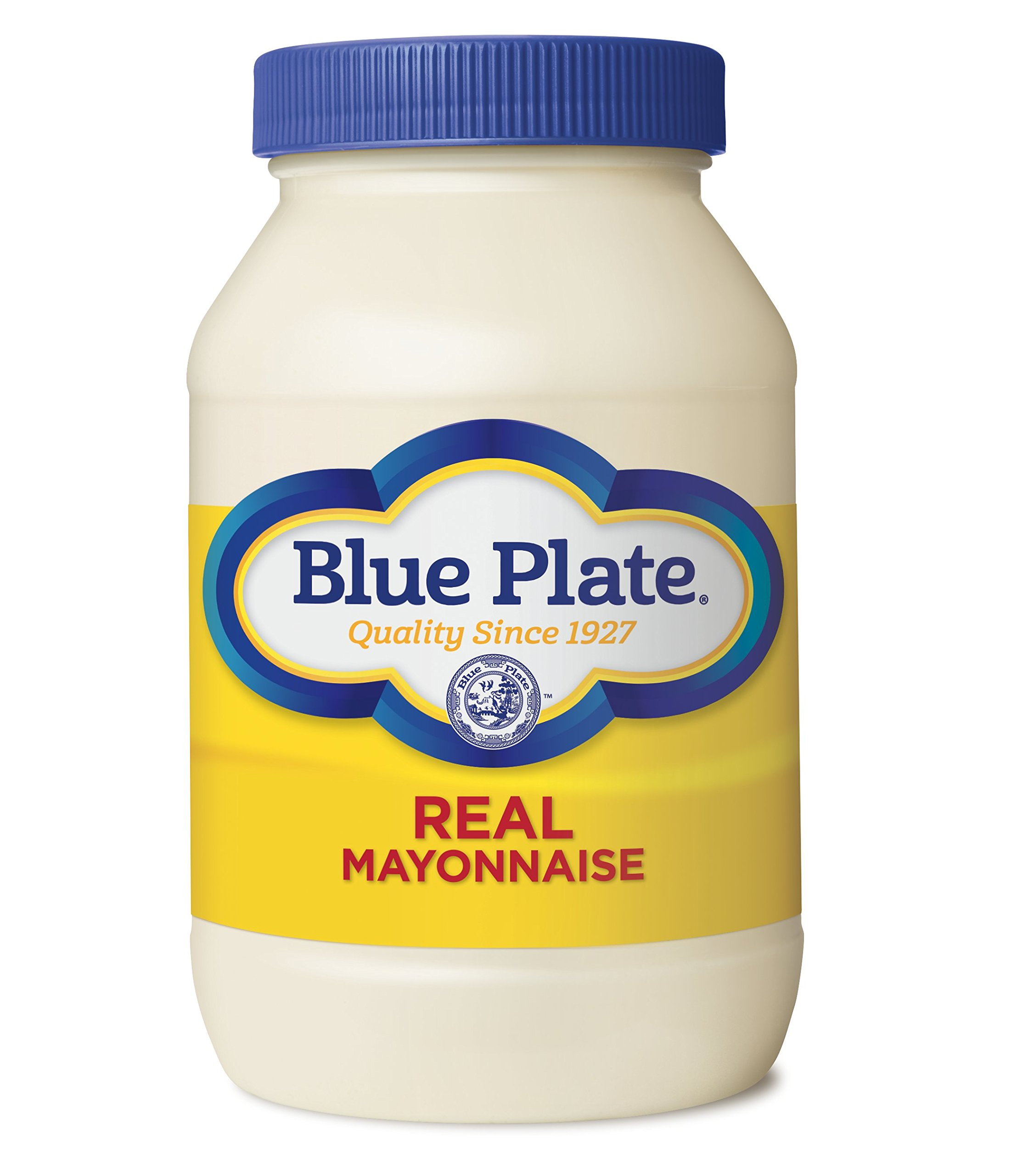Blue Plate Mayonnaise, 30-Ounce Jars (Pack of 4)