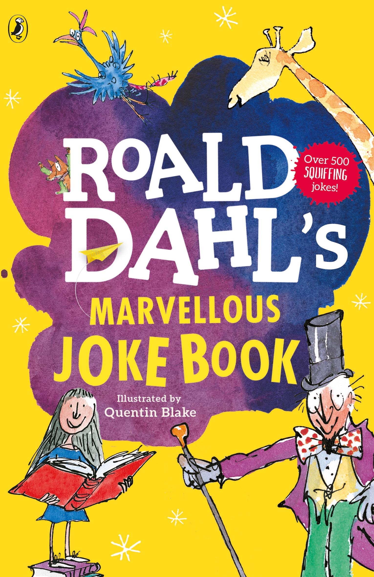 Buy Roald Dahl's Marvellous Joke Book Paperback