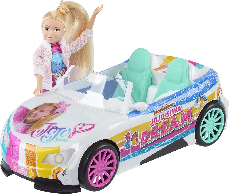 Amazon Com Jojo Siwa Dream Car Multicolor Toys Games