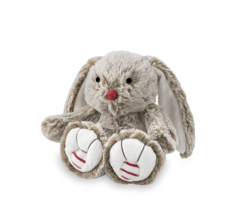 Nat and Jules Elanora The Elephant Patchwork Lavender Childrens Plush Stuffed Animal Toy Demdaco 5004730027