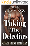 Taking The Detectives, M/M/M First Time Gay