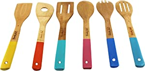 BergHOFF Cook N' Co 6Pc Bamboo Utensil Set