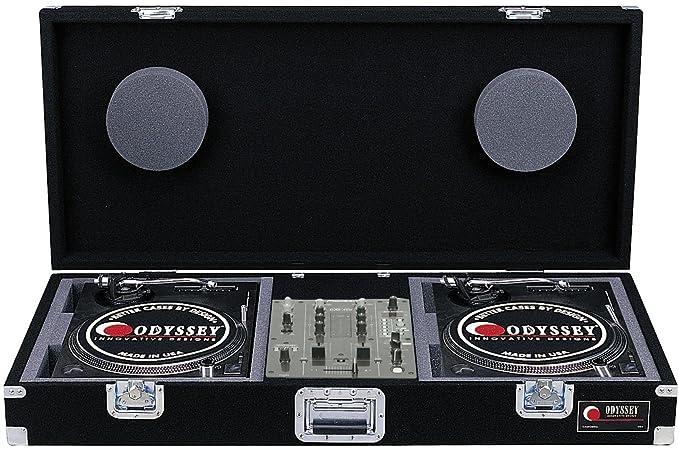 Amazon.com: Odyssey cbm10 carpeted DJ Ataúd para una ...