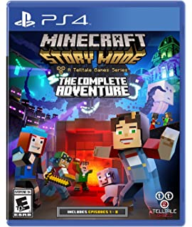 Amazoncom Minecraft PlayStation Sony Interactive Entertai - Minecraft spiele lego