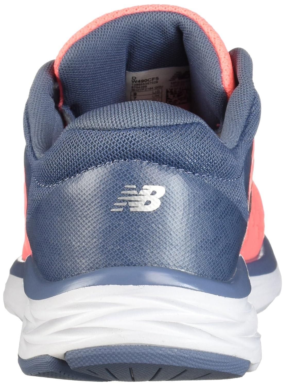 New Balance Women's 490V5 Running US|Deep Shoe B077MNL412 8 B(M) US|Deep Running Porcelain Blue 2d8a1b