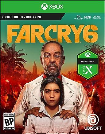 Amazon Com Far Cry 6 Xbox One Ubisoft Video Games