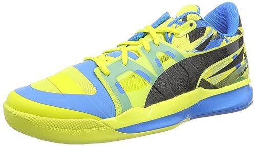 e26f5b458 Puma evoIMPACT 1 - Zapatillas Deportivas para Interior de Material sintético  Hombre, Color Amarillo, Talla 44: Amazon.es: Zapatos y complementos