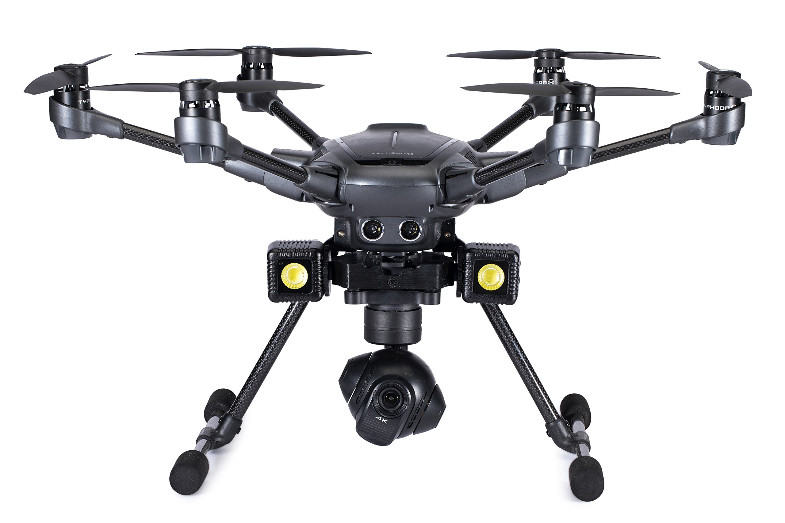 Lume Cube - Lighting Kit for Yuneec Typhoon H Drone (Includes 2 Lume Cubes + 1 Mount + Zipper Case)