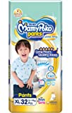 MamyPoko Extra Dry Pants XL32, 32 count