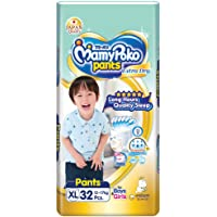 MamyPoko Extra Dry Pants, XL, 32 count