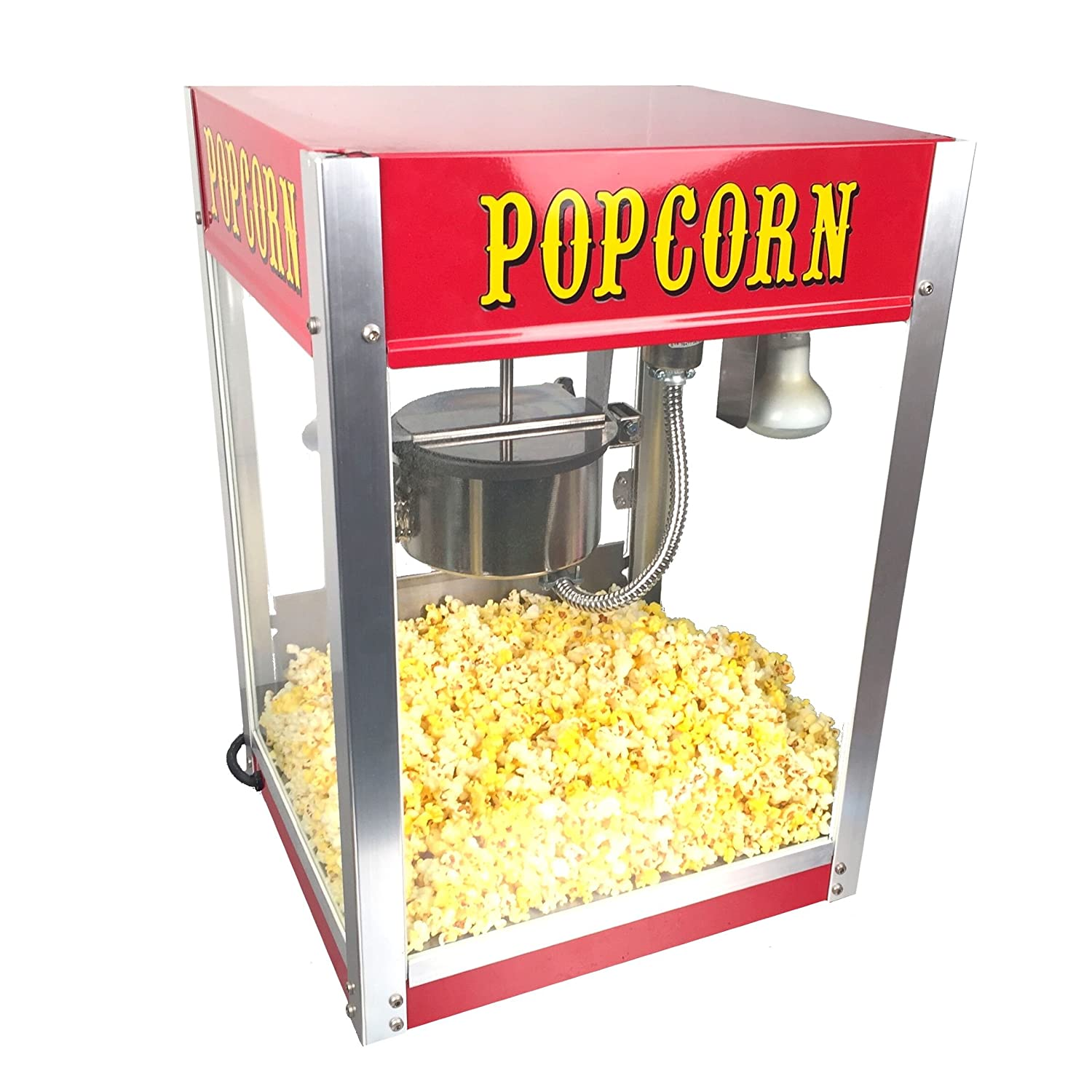 Paragon Theater Pop 4 Ounce Popcorn Machine For Roosevelt Popper Wiring Diagram Professional Concessionaires Requiring Commercial Quality High Output Equipment Sports