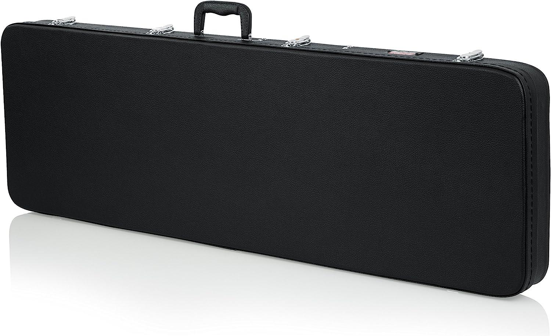 GATOR GWE-BASS - Estuche para bajo eléctrico, color negro, bajo: Amazon.es: Instrumentos musicales