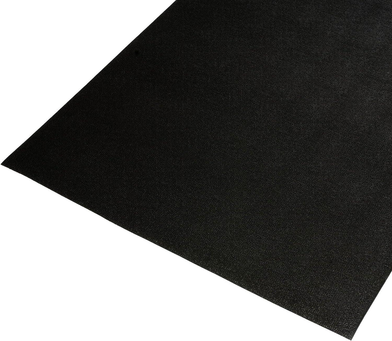 Schwarz Anti-Erm/üdungsmatte Soft-Tritt 90x100 cm Arbeitsplatzmatte