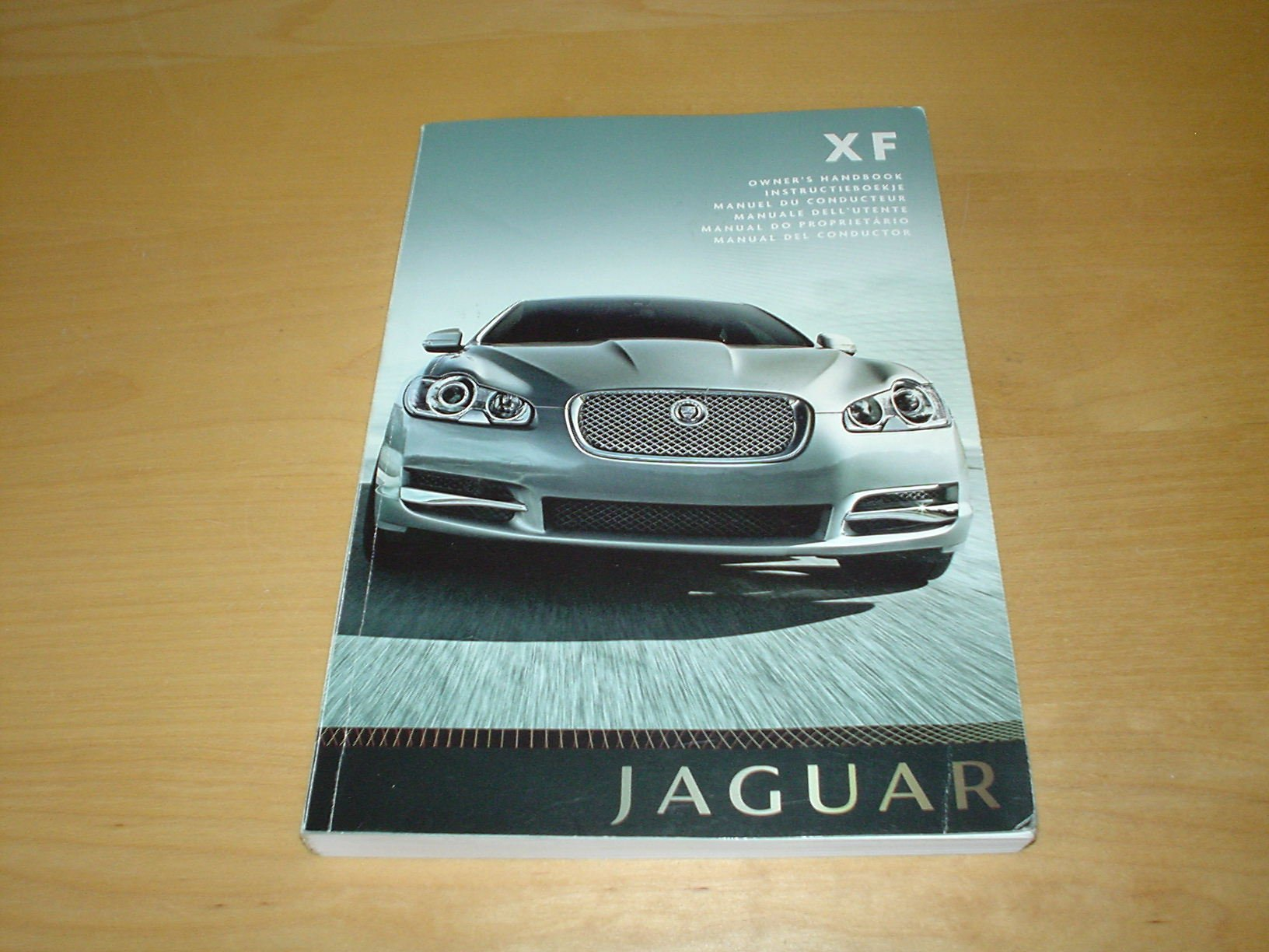 2011 Jaguar Xf Owners Manual Fuse Box Diagram Handbook C W Wallet 2008 2 7l V6 Rh Amazon Co Uk Interior Service