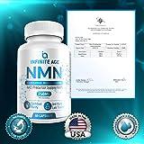 Infinite Age PURE NMN (250mg) | Nicotinamide