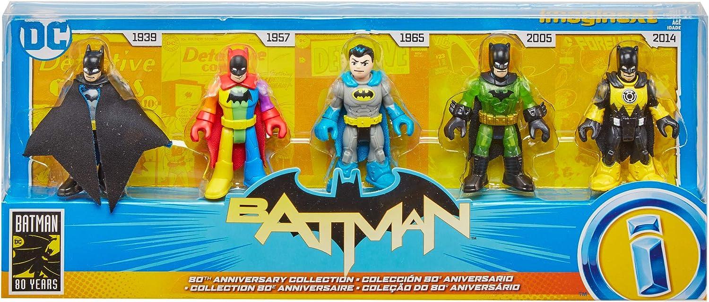 NUOVO Fisher Price Imaginext BATMAN figura DC Super Friends