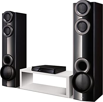 LG LHB675 4.2-Ch 1000W Smart 3D Blu-Ray Home Theater System