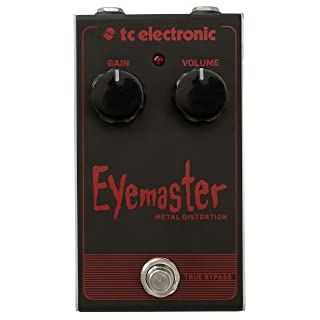TC Electronic EYEMASTER METAL DISTORTION