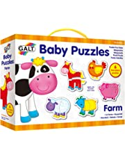 Galt Toys New Baby Puzzles Farm