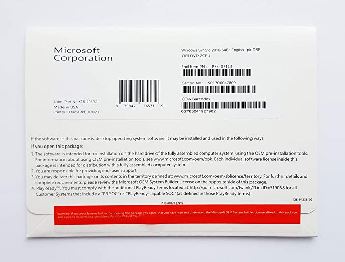 microsoft server 2019 volume license pack