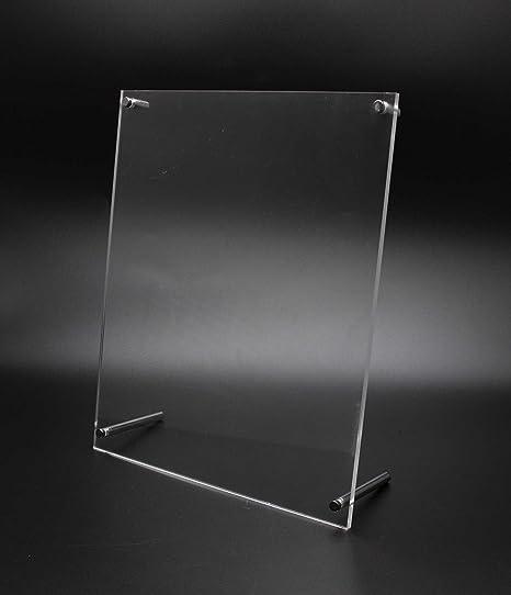 Amazon.com: FixtureDisplays 8 x 10 Plexiglass Lucite Clear Acrylic ...