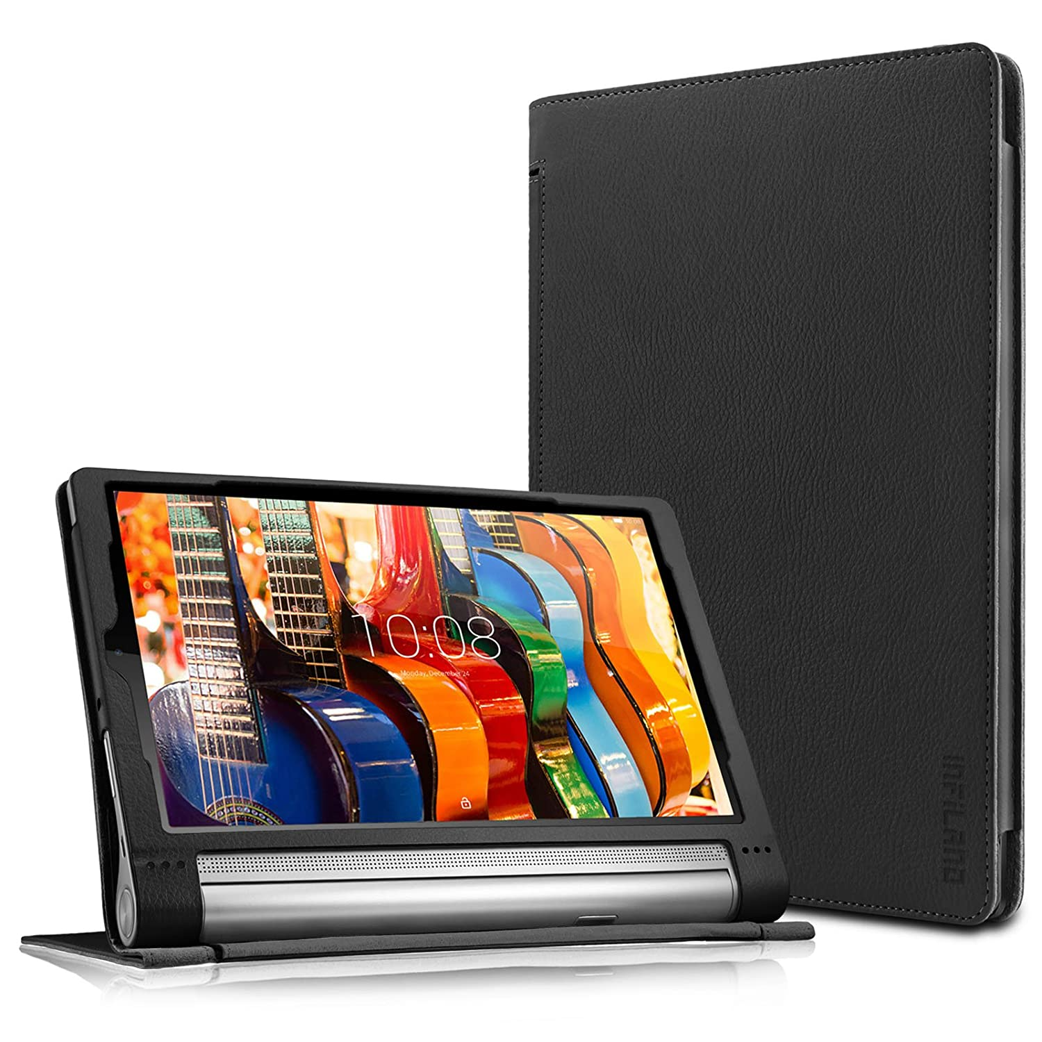 Amazon.com: Yoga Tab 3 pro 10 Estuche, Negro: Computers ...