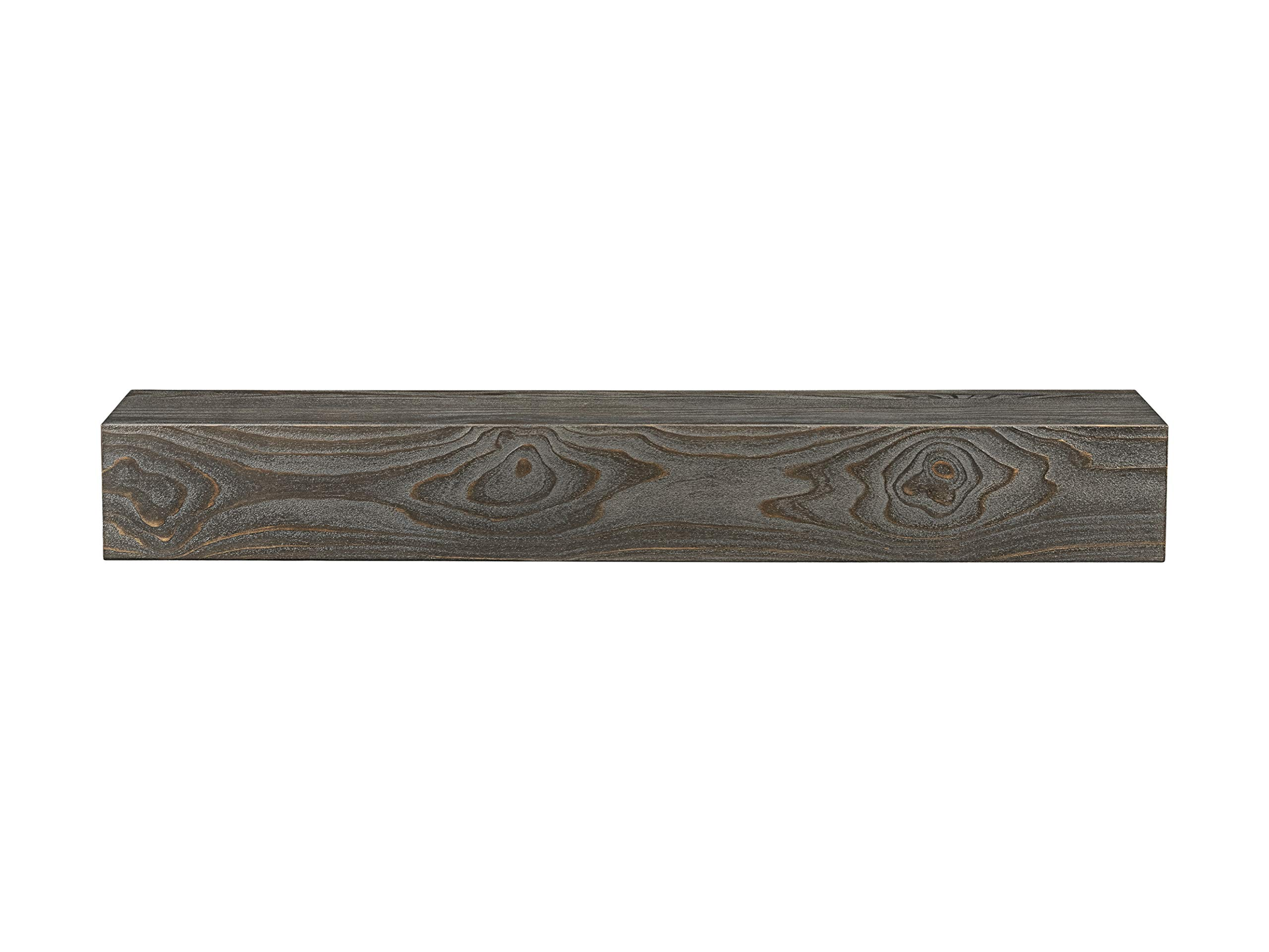 Pearl Mantels The Hastings Mantel Shelf, 72'', Little River Finish by Pearl Mantels