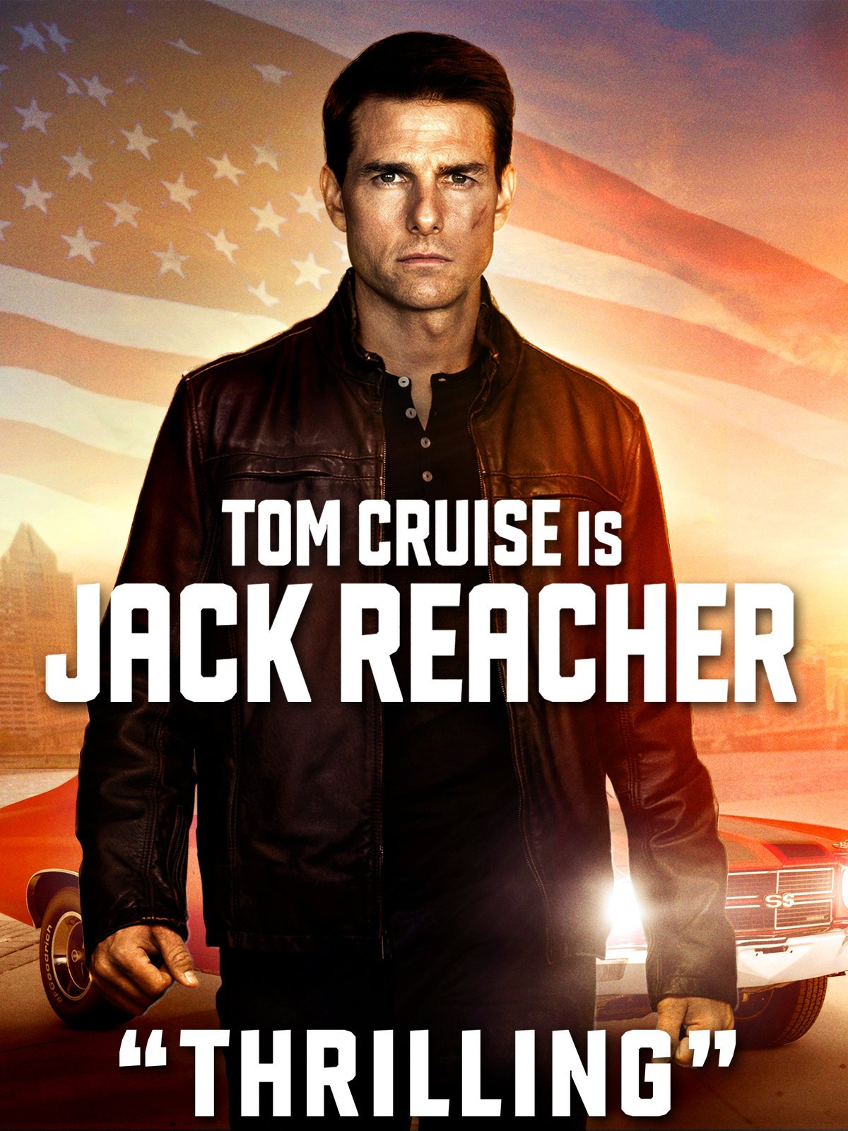 Amazon Jack Reacher Tom Cruise Rosamund Pike Richard