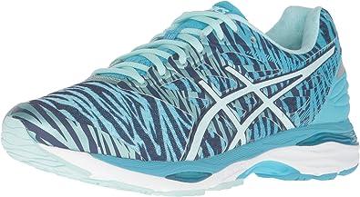 Asics Women S Gel Cumulus 18 Br Running Shoe Soothing Sea Indigo Blue Blue Ribbon 6 M Us Road Running