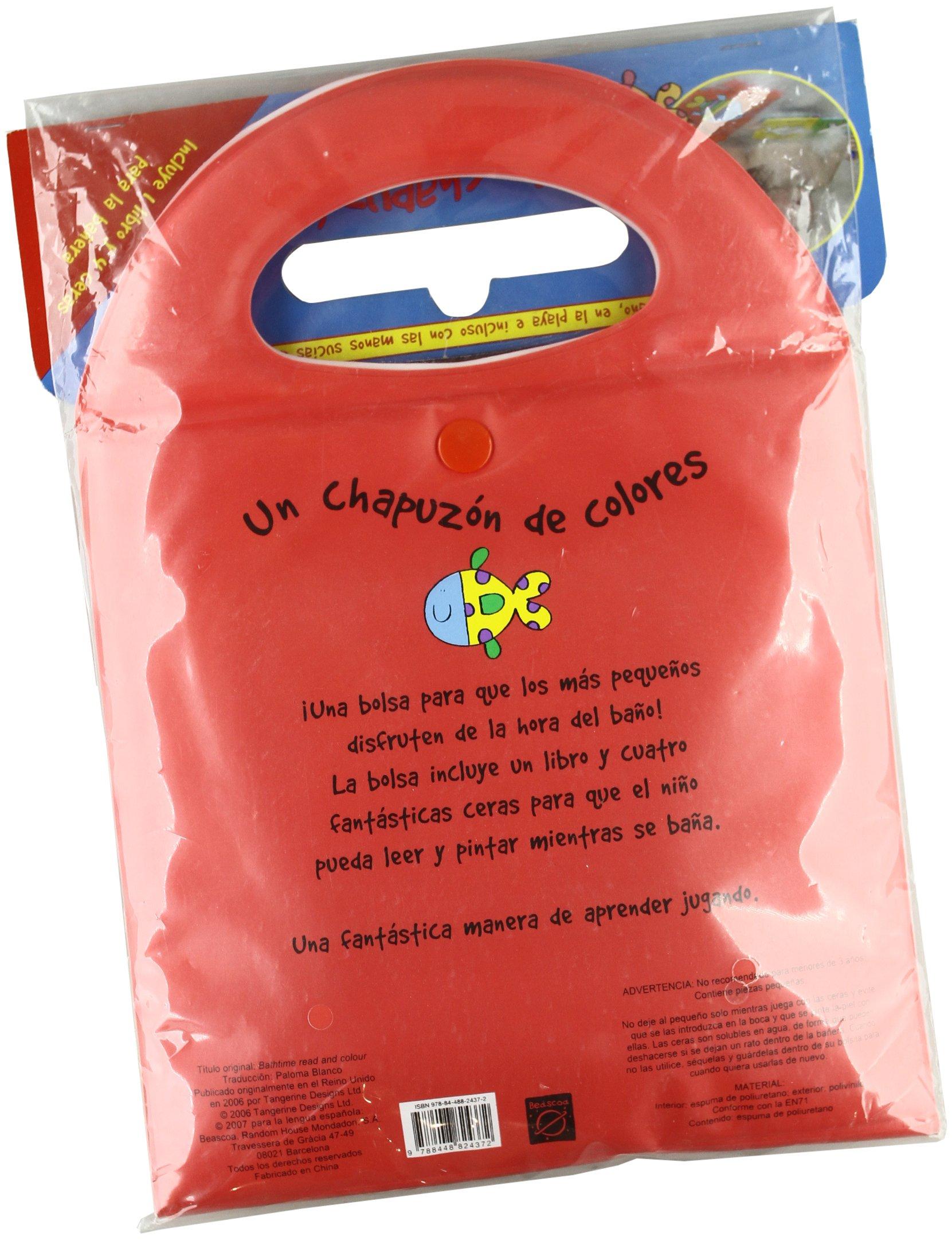 Un chapuzón de colores LIBROS PARA DENTRO Y FUERA DEL AGUA: Amazon.es: LTD. Tangerine Designs: Libros