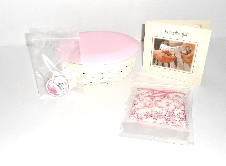 Amazon.com: Longaberger Basket Horizon of Hope 2001: Home & Kitchen