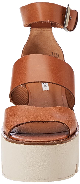 Windsor Smith Puffy, Sandali Donna con Plateau Donna Sandali Marrone (Tan Leather) c2e40f
