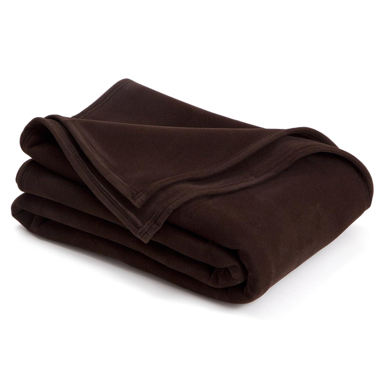 Vellux original king blanket chocolate ebay for Vellux blanket