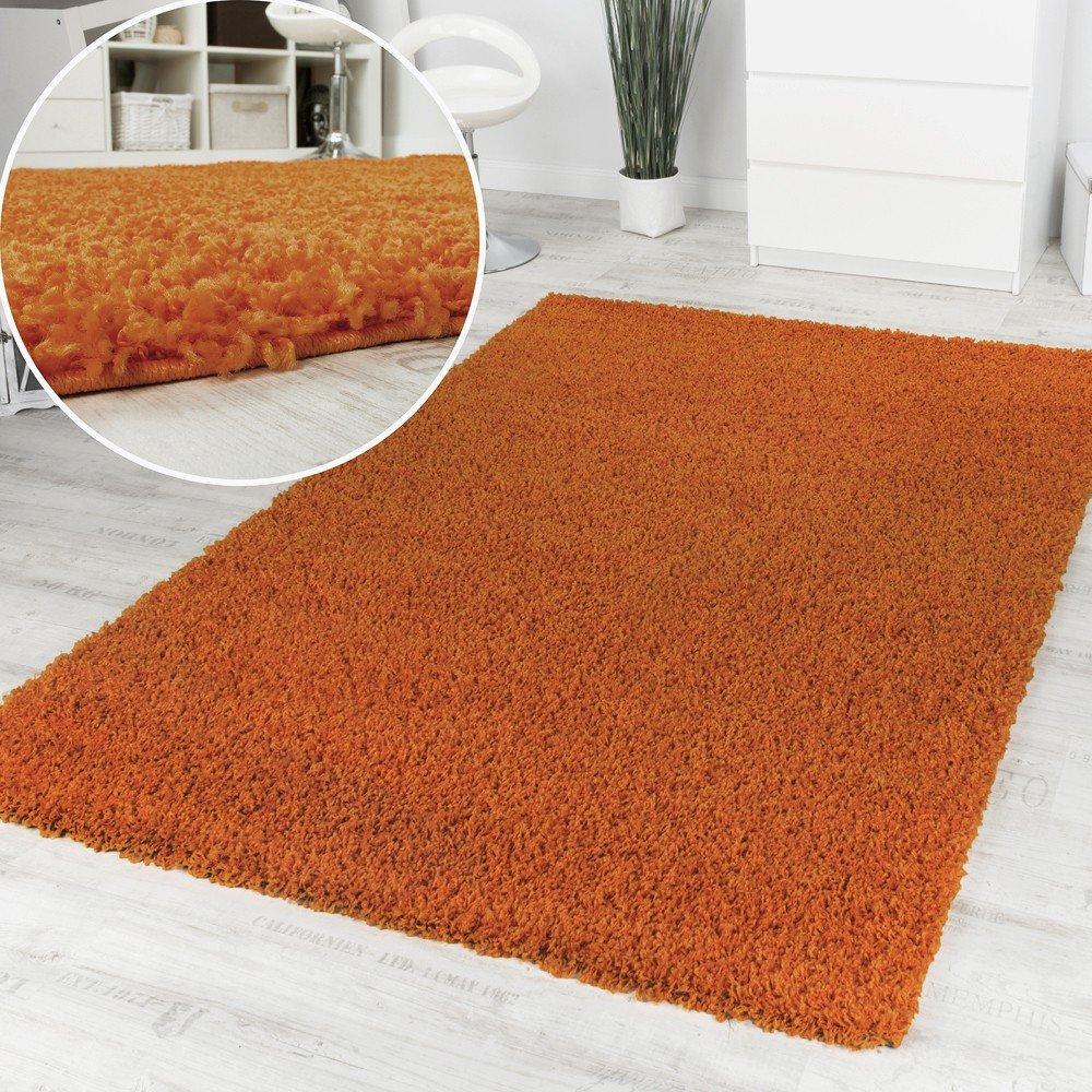 alfombras naranjas